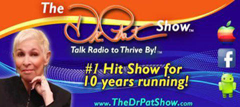 The Dr. Pat Show and Radio to Thrive BY!