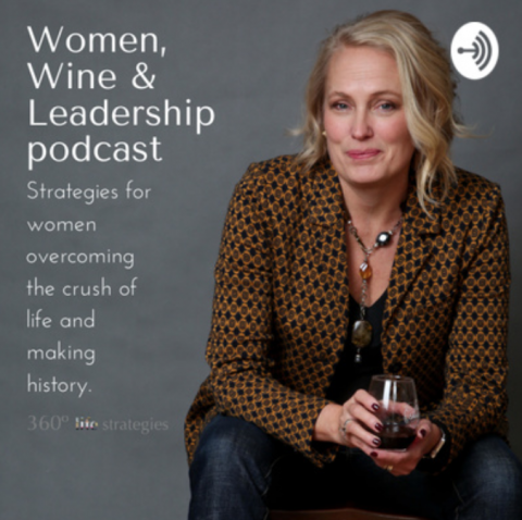 Women, Wine and Leadership. Interview with Donna Carson